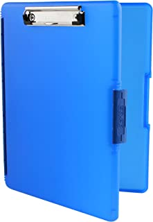 product image for Dexas 3517-J2728 Slimcase 2 Storage Clipboard with Side Opening, Royal Blue