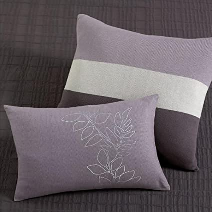 Buy Calvin Klein Home Block Pillow Madeira Online At Low Prices In Unique Calvin Klein Madeira Decorative Pillow