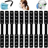 10PCS Mask Strap Extenders, Ear Hook Strap Extender Buckles, Anti-Tightening Ear Protector Decompression Holder Hook Ear…