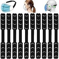 10PCS Mask Strap Extenders, Ear Hook Strap Extender Buckles, Anti-Tightening Ear Protector Decompression Holder Hook Ear…