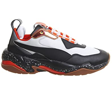 a7f1fc0e Amazon.com | Puma Men's Thunder Spectra, PUMA Black-PUMA Black-PUMA White,  11 M US | Shoes