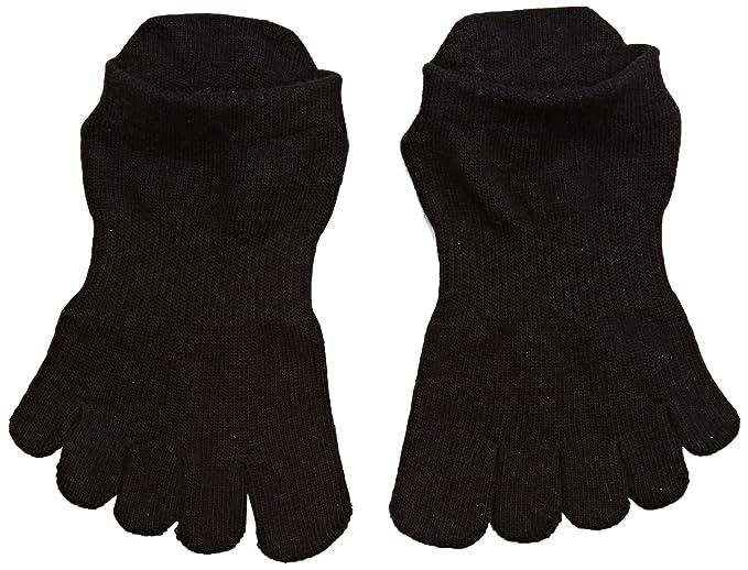 Toesox Full Toe Low Rise - Calcetines de Yoga Unisex adulto