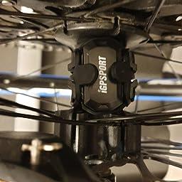 iGPSPORT SPD61 (versión española) - Sensor de Velocidad inalámbrico Ant+ / 2.4G y Bluetooth 4.0 Ciclismo y Bicicleta ...