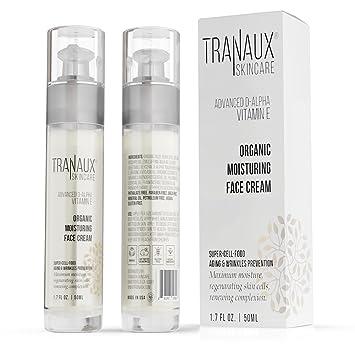 Amazon com: Tranaux Moisturising Cream – Made in USA Organic