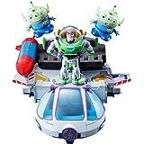 超合金 トイ・ストーリー 超合体 バズ・ザ・スペースレンジャー ロボ 約205mm ABS&ダイキャスト&PVC製 塗装済み可動フィギュア
