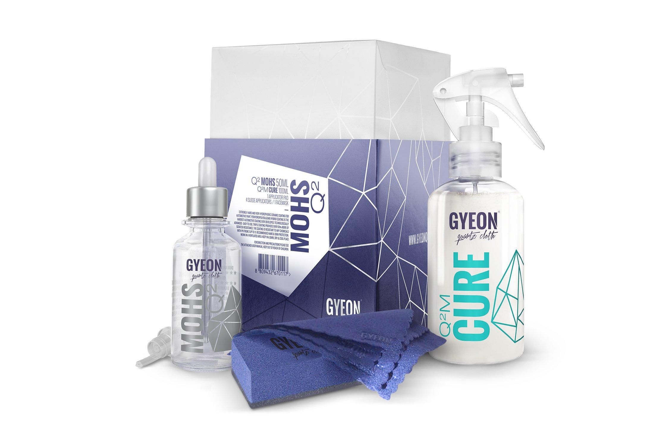GYEON quartz Cloth MOHS (50ml)