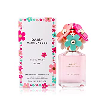 Amazoncom Marc Jacobs Daisy Eau So Fresh Delight Eau De Toilette