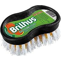 Escova Multiuso Plástico Brilhus Brilhus Preto 1