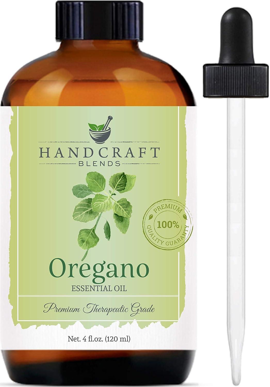 Oregano Essential Oil - 100% Pure and Natural