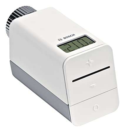 Bosch - Termostato de radiador, Versión para Alemania