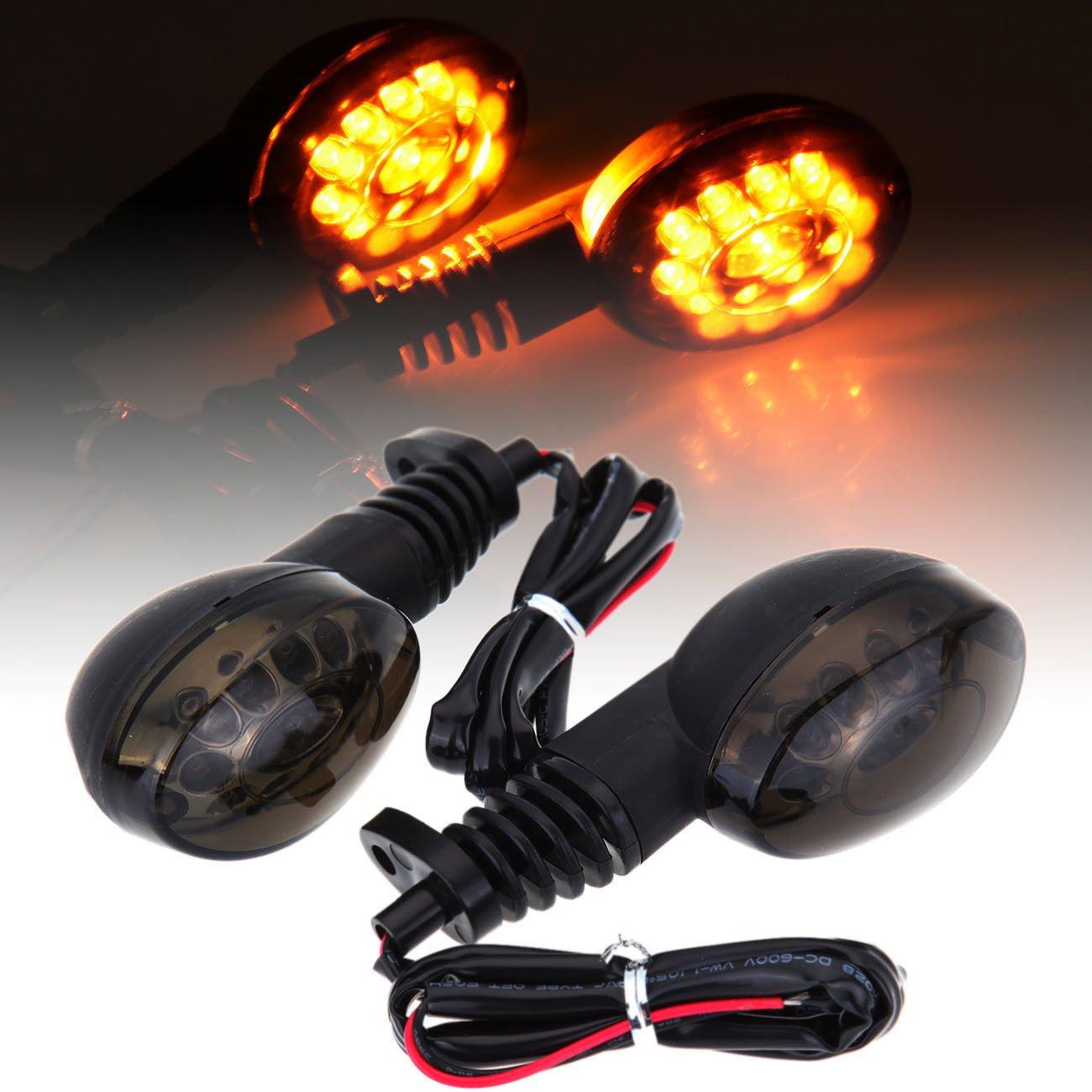 FidgetGear - Luz de Intermitente LED Delantera y Trasera ...