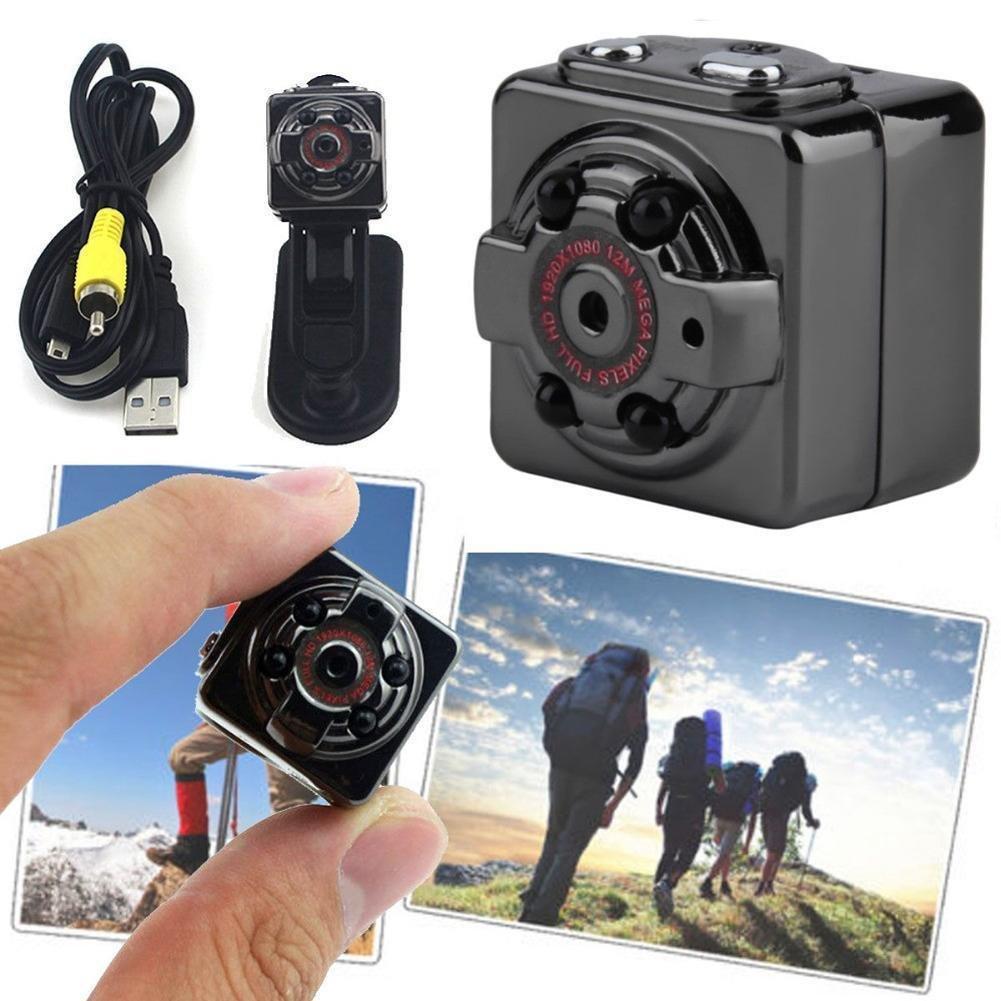 FidgetFidget カムコーダー フルHD 1080P DV スポーツアクションカメラ 車載DVR ビデオレコーダー カメラ ミニ   B07GZRTVP6