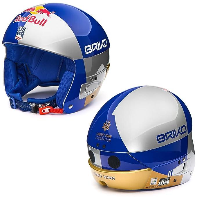Briko Vulcano Fis 6.8 Red Bull Lindsey Vonn: Amazon.es: Deportes y aire libre
