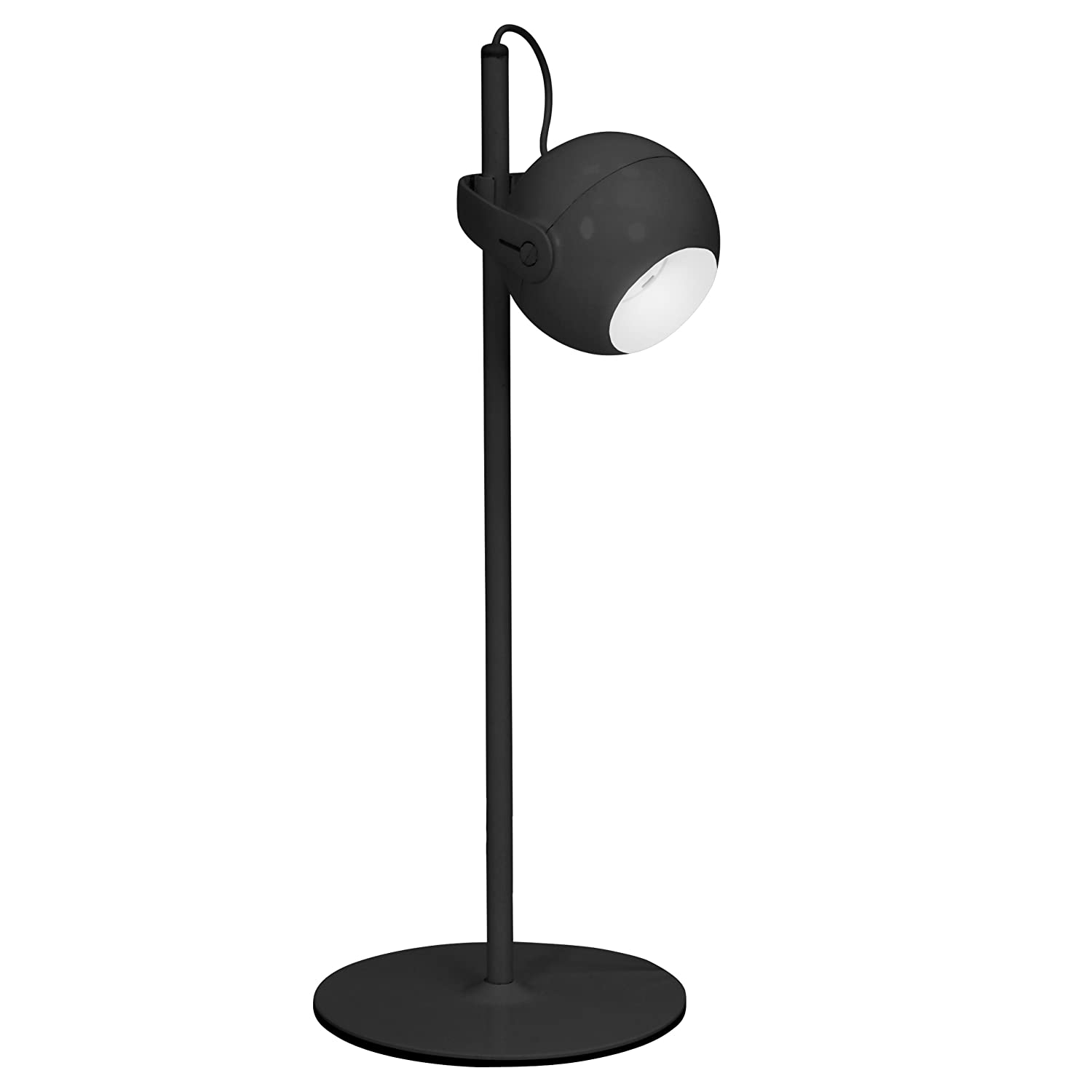 Lumisource electra collection by lumisource youtube lumisource lsledfocus bk led focus table lamp black desk geotapseo Gallery