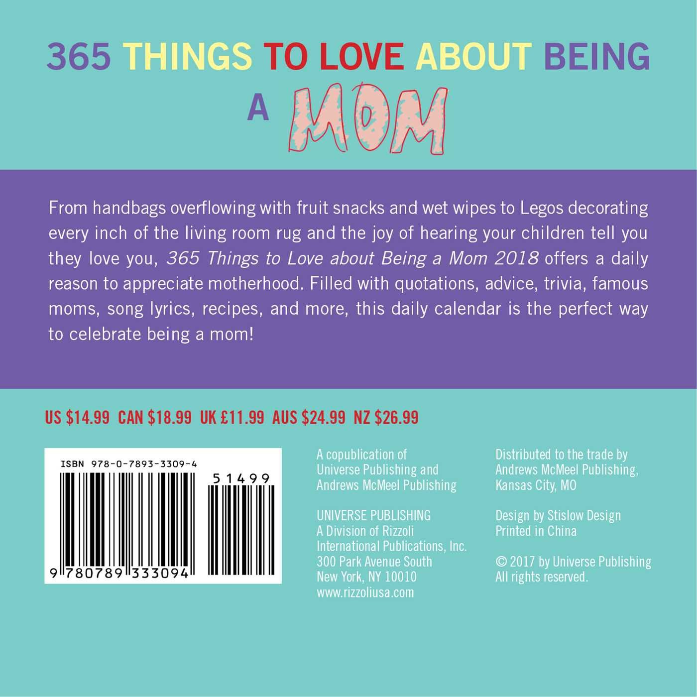 amazon 365 things to love about being a mom 2018 day to day