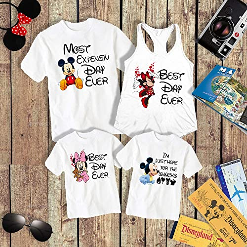 Amazon Com Best Day Ever Disney Shirt Most Expensive Day Ever