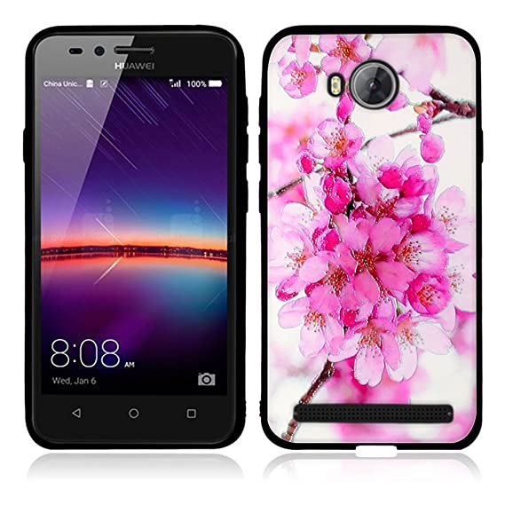 new product 712cc d0aed Amazon.com: Huawei Y3 II Case, Huawei Y3 2 Silicone Case with Ultra ...