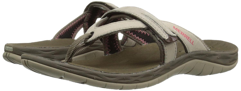 72854132d4fe Merrell Women s Siren Flip Q2 Flip Flops  Amazon.ca  Shoes   Handbags