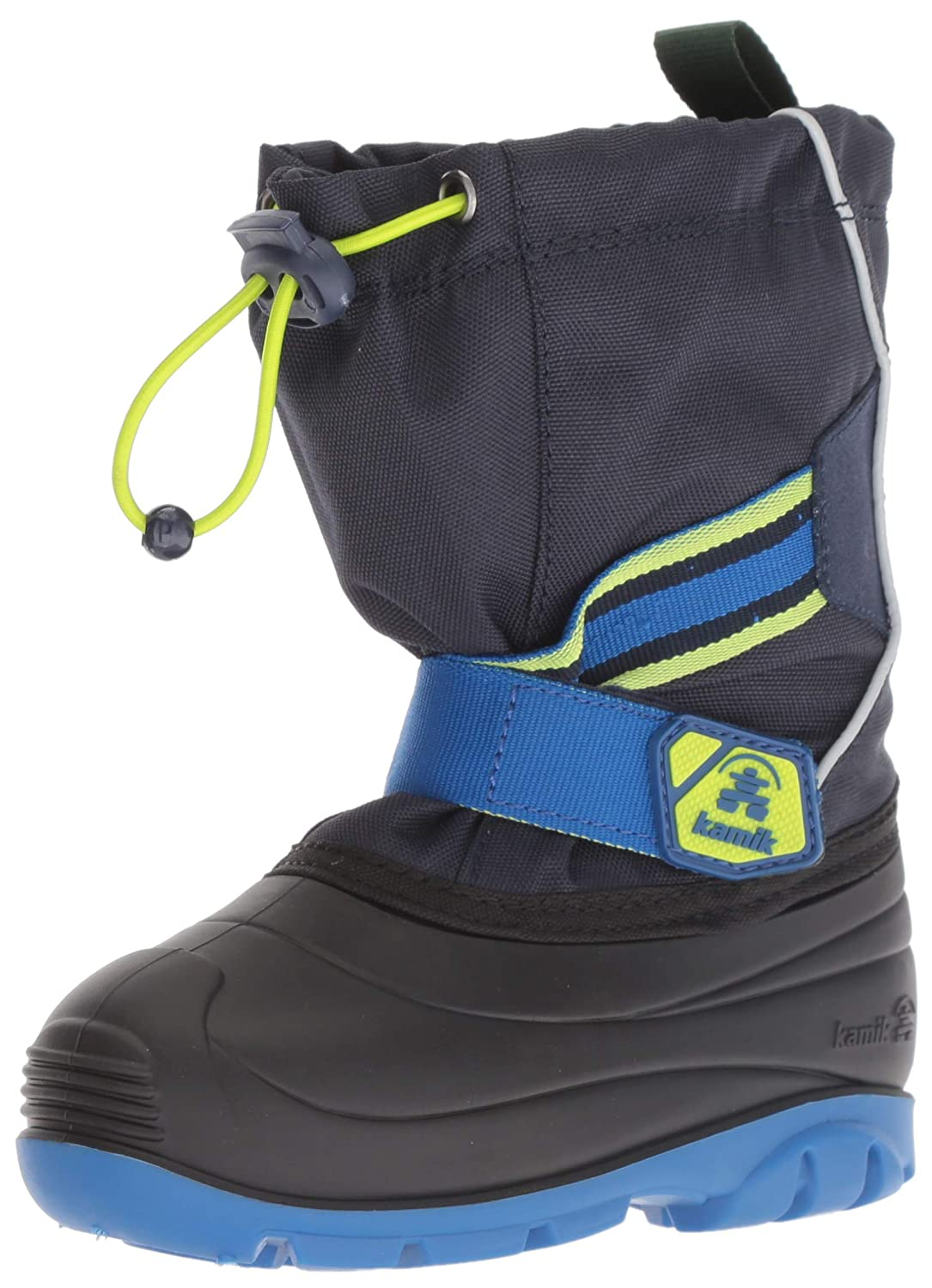 Kamik Kids' Ziggywide Snow Boot,