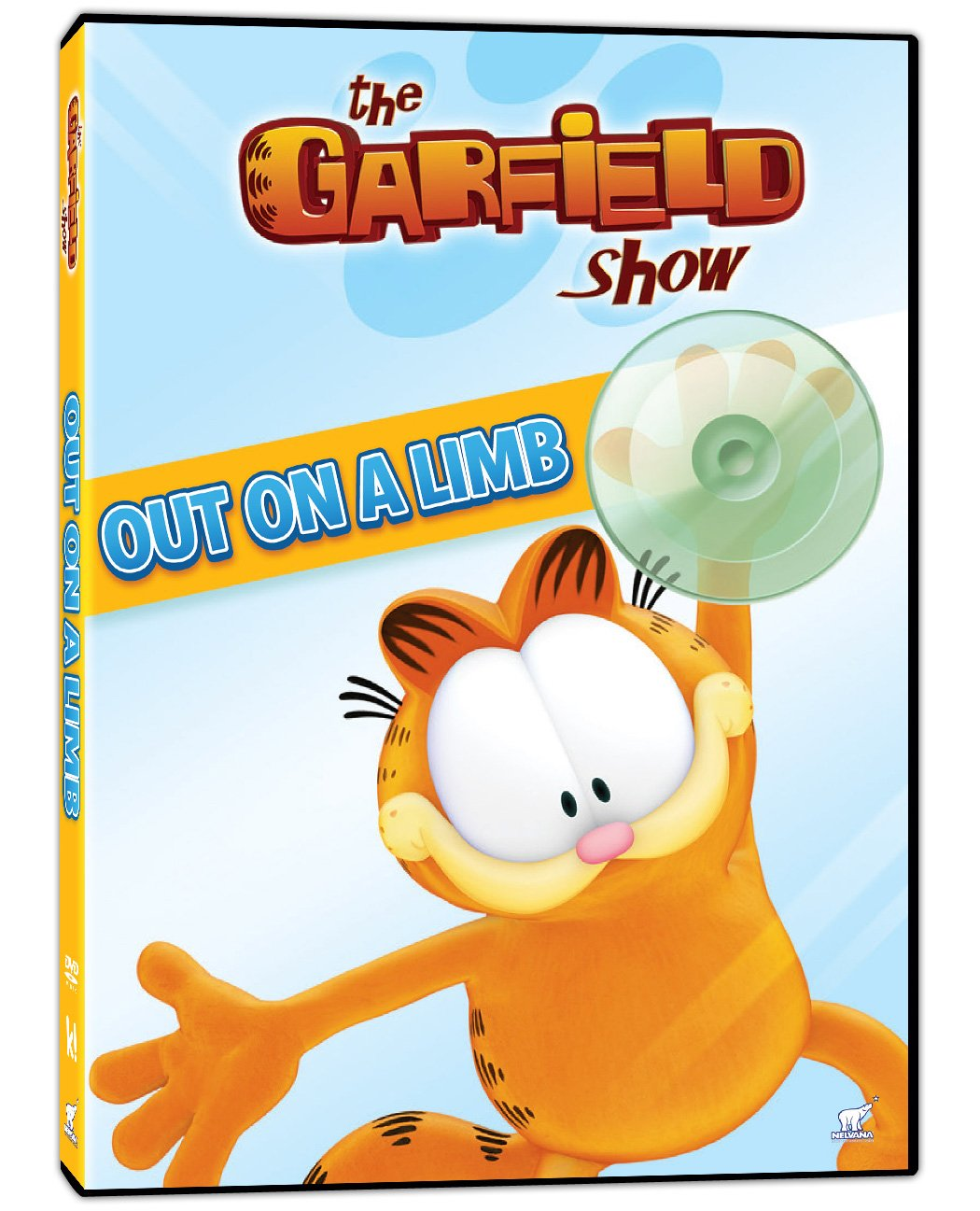 The Garfield Show - Out on a Limb (Bilingual) Frank Welker Greg Berg Philippe Vidal Phase 4