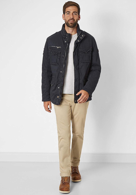 Rotpoint Baumwoll Fieldjacket mit Stretch Stretch Stretch Henk B07KJRVRBF Jacken Verkauf Online-Shop 4f8919