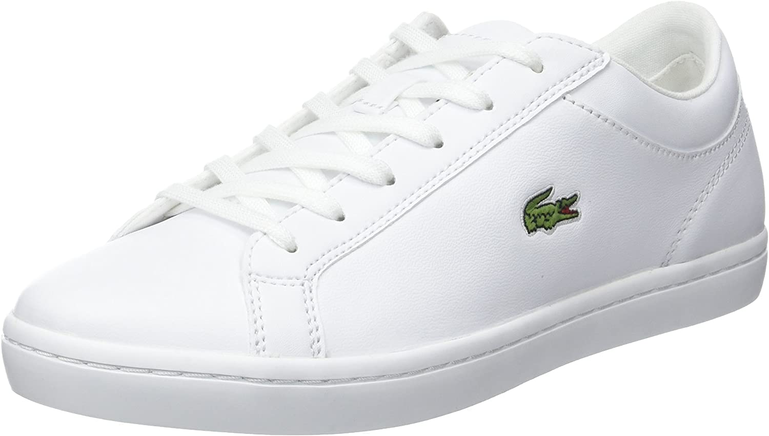Lacoste Straightset Bl 1 SPW, Zapatillas para Mujer