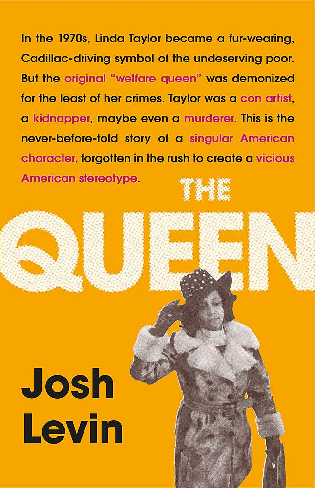 The Queen: The gripping true tale of a villain who changed ...
