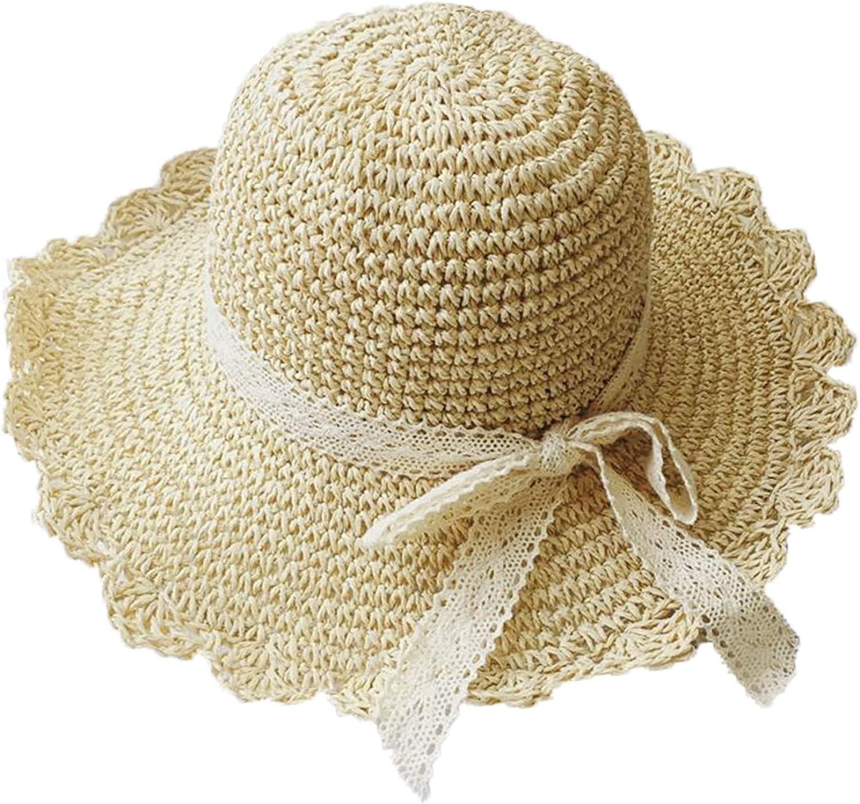 Sun Hat for Boys Floppy UV Protection Summer Beach Hat Kids Bucket Wide Brim