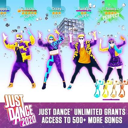 爆汗超有感!Just Dance 2020 让你1小時燃烧300卡