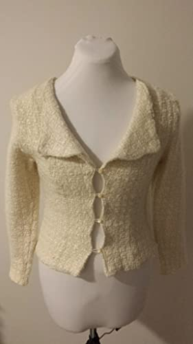 dac08b7b59b4 Amazon.com  Jacket (Chanel style)  Handmade