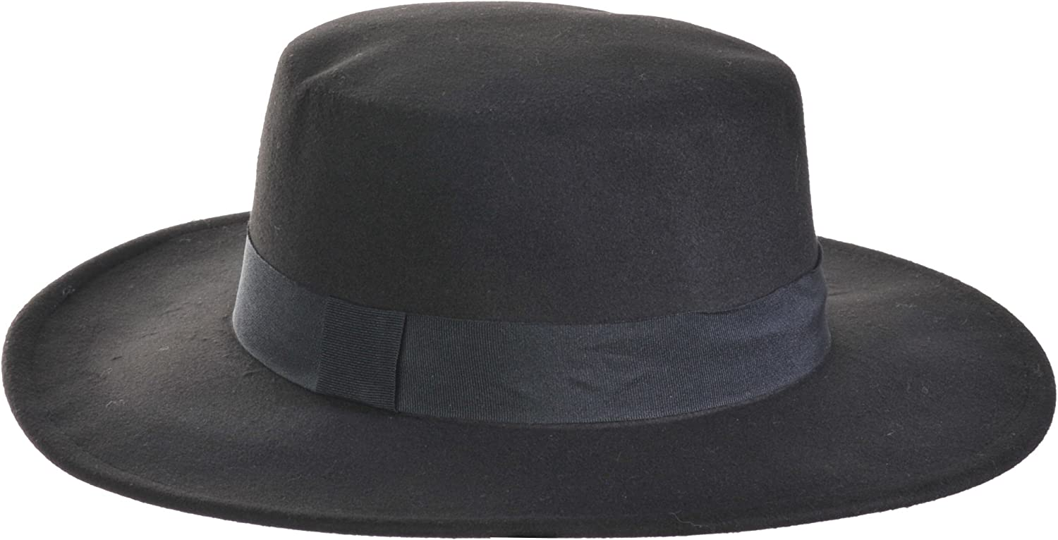 TOP HEADWEAR Wool Wide Brim...