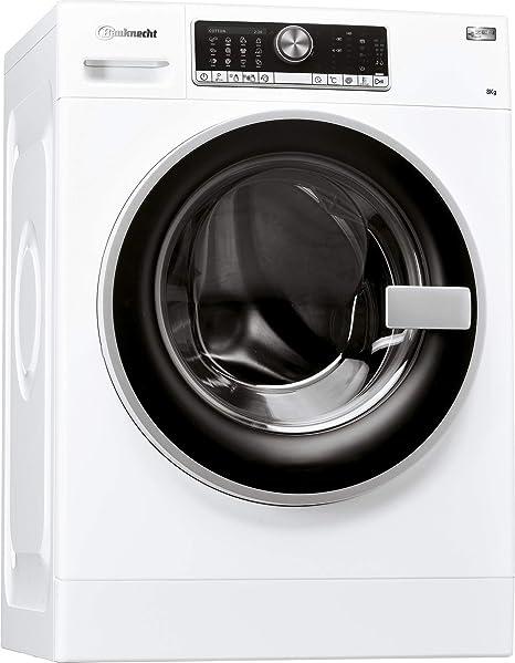 Bauknecht WM AutoDos814ZEN Waschmaschine Frontlader/A+++ -50% B/ 8 kg/ 1400 UpM/automatische Dosierung AutoDose/ZEN Direktant