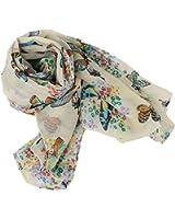 DDLBiz® Women Ladies Soft Muffler Long Shawl Scarf Wrap Stole Gift