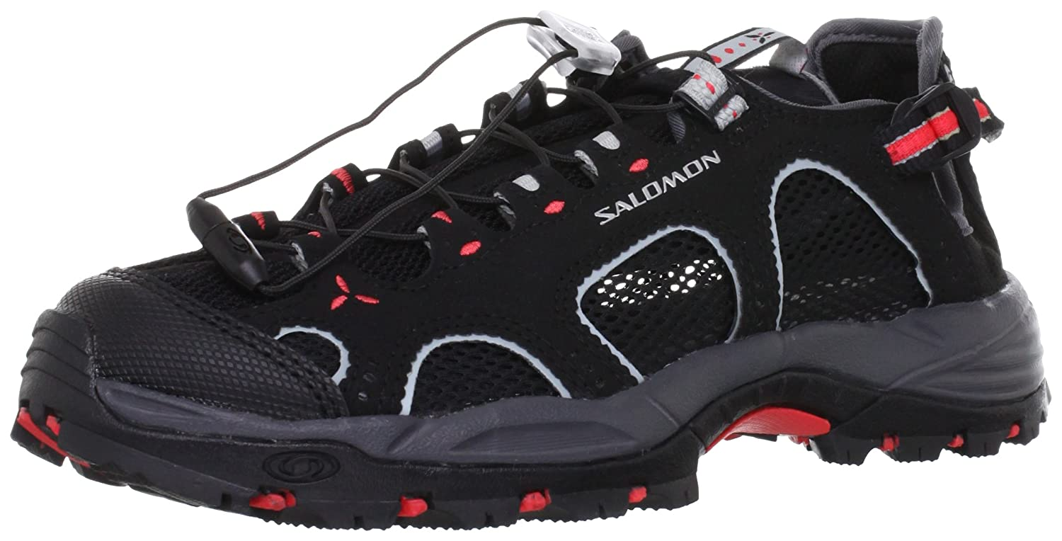 Salomon Women's Techamphibian 3 W Trail Running Shoe B007A8A36G 6.5 B(M) US|Black