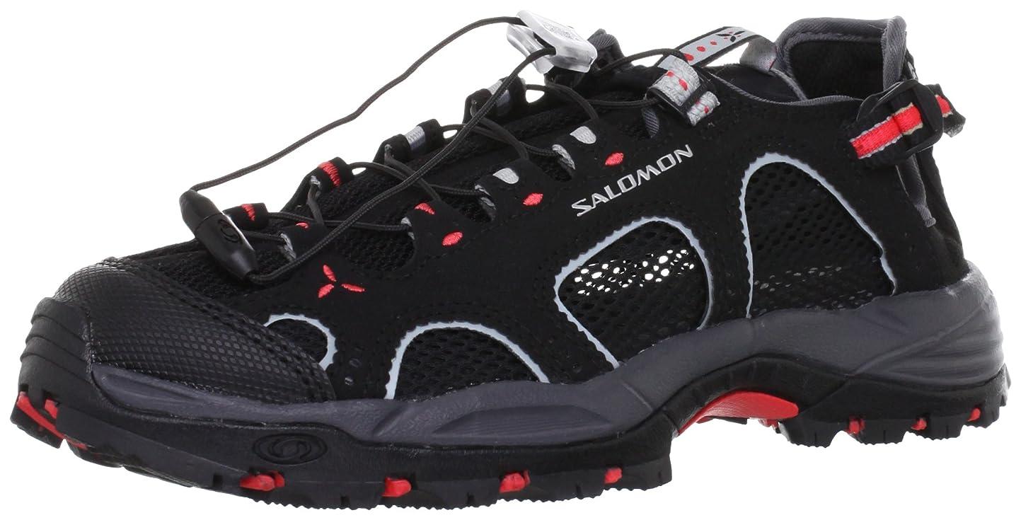 聴覚調停者契約する[チアーズ] 衝撃吸収 インソール 付き トレッキングシューズ 男女兼用 滑りにくい ハイカット 登山靴
