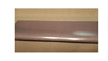 Dennis WJ VST2404 Carpeted Stair Protector, Clear