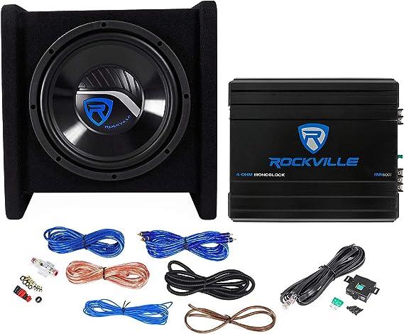 Rockville RV10.1C 500w 10