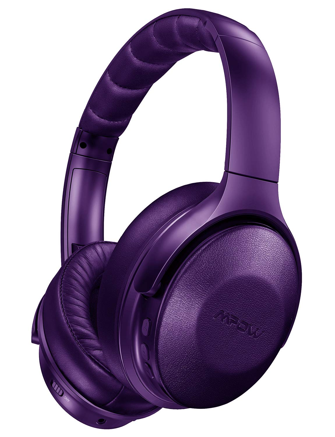 Mpow Active Noise Cancelling Headphones, Over Ear