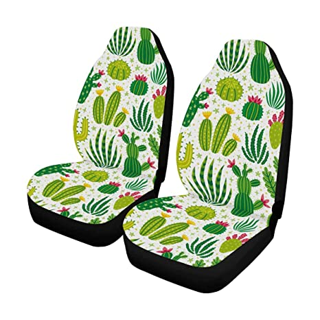 Fine Interestprint Hand Drawn Pineapple Fruits Front Seat Covers 2 Pc Vehicle Seat Protector Car Mat Covers Fit Most Vehicle Cars Sedan Truck Suv Van Gmtry Best Dining Table And Chair Ideas Images Gmtryco