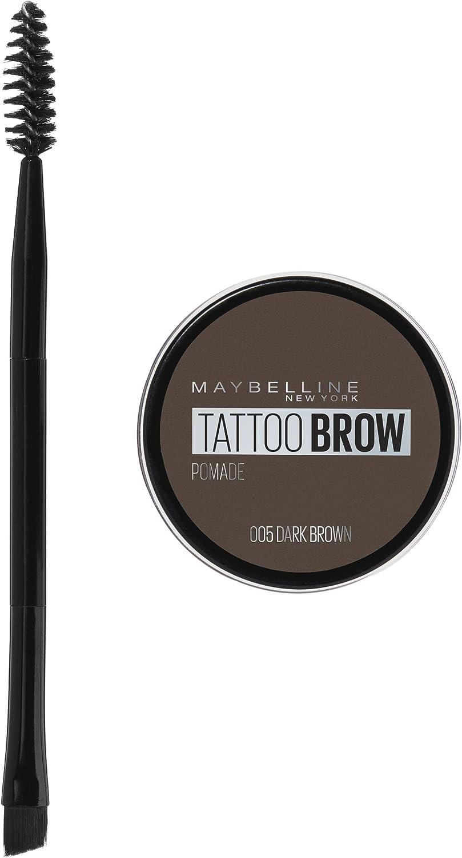 Maybelline New York b3140800 Tattoo Brow cera de cejas N ° 05 Dark Blond