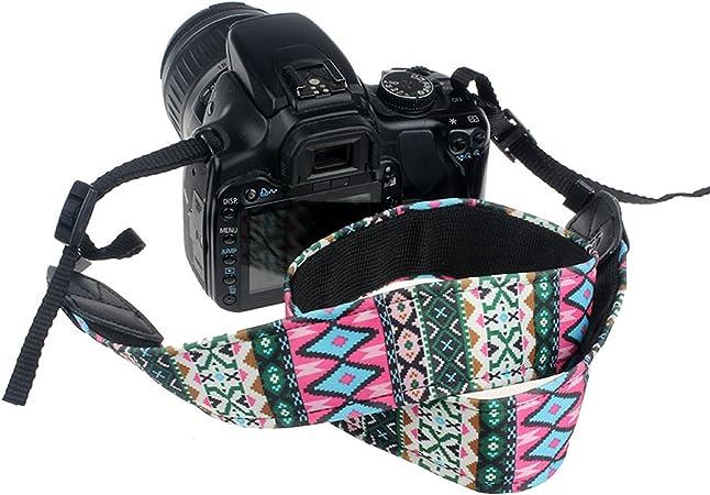 D80 D70 Premium Quality Cross-Body Neck Comfort Strap for Nikon D60 D90