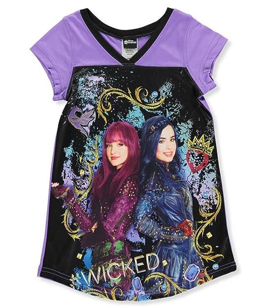 Disney Descendants Little Girls   quot Dream Wicked quot  Nightgown ... bda0f0003