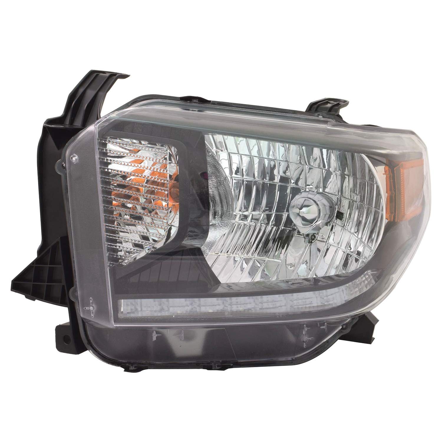 Headlight Assembly Multiple Manufactures TO2502260C Standard No variation