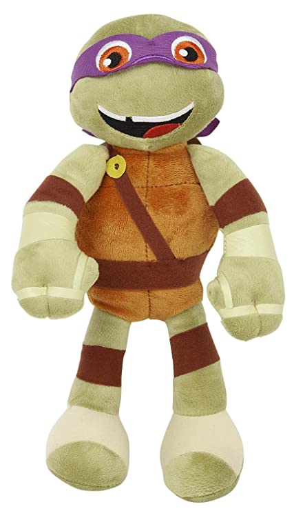 Teenage Mutant Ninja Turtles Donatello Peluche Standard ...