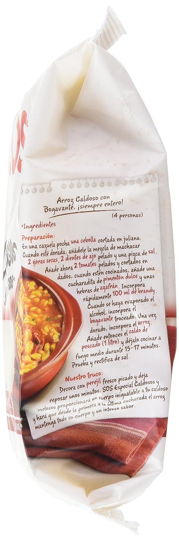 Arroz SOS - Arroz Medio Perlado + Vaporizado Especial Caldoso 500 g: Amazon.es: Alimentación y bebidas