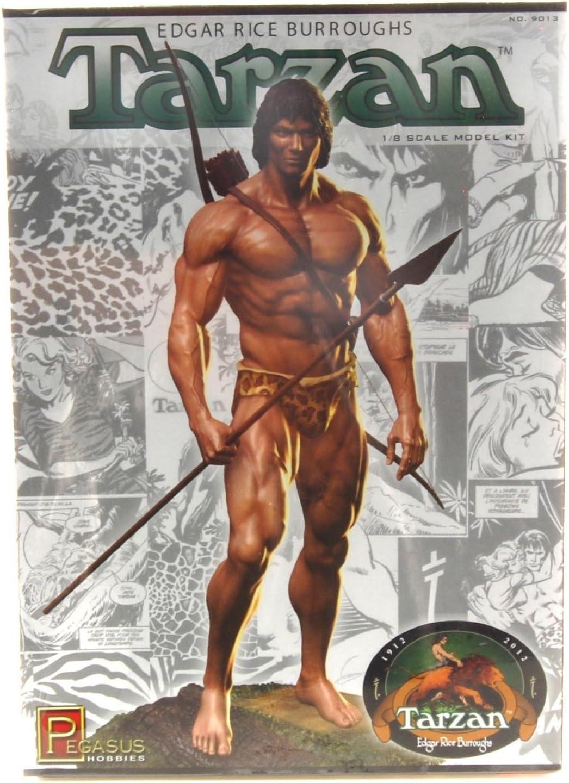 Pegasus PEG9013 - Kit de Modelos de Tarzan, 1:9, Multicolor ...