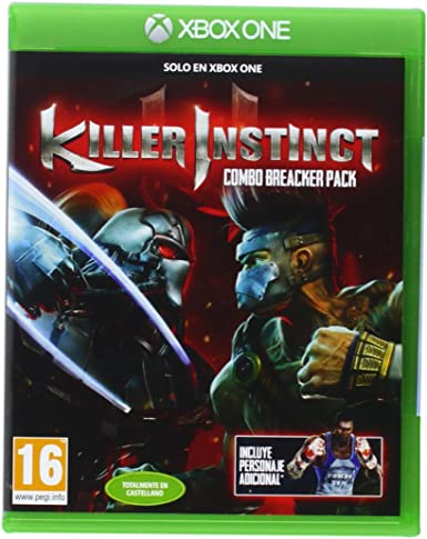 Killer Instinct: Microsoft: Amazon.es: Videojuegos