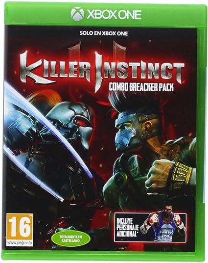 Killer Instinct: Microsoft: Amazon.es: Videojuegos