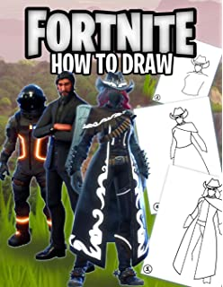 Unofficial Fortnite Activity Book: Dot-To-Dots: 25 Pages for