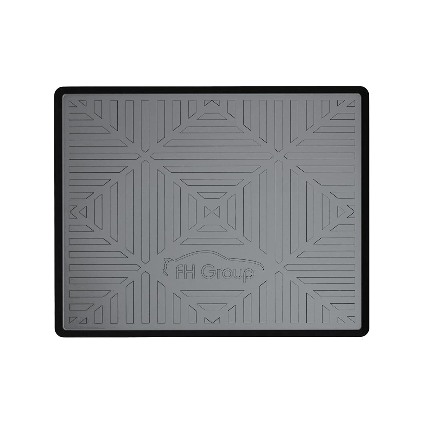 FH Group F16407-40 Black 40 x 32 Premium Multi-Use Car SUV and Garage Trunk Mat Cargo Tray
